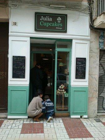 Julia Bakery Málaga: Pequeño gran sitio