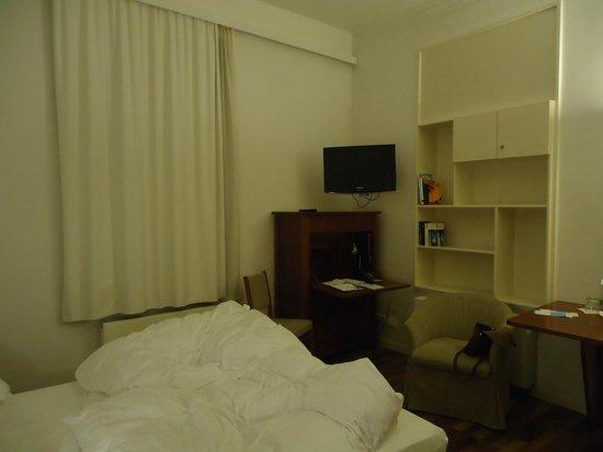 Hotel Wedina: Фотографи на сайте отеля не соответствуют действительности