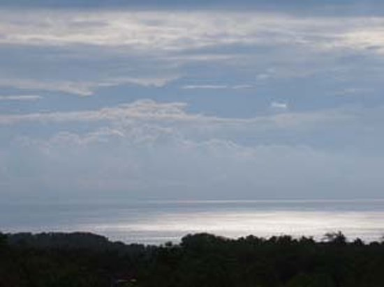 Pecatu Guest House: Ocean view from the terrace