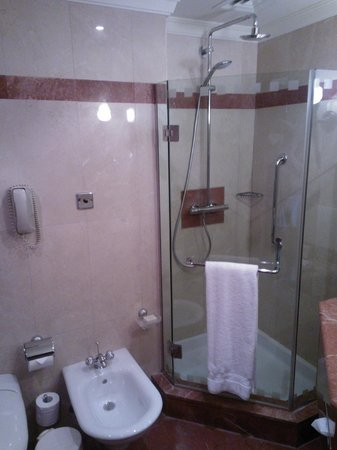 Hilton Beirut Metropolitan Palace: Bathroom
