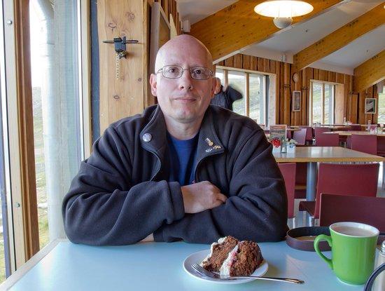 Ptarmigan Dining : Me and My Carrot Cake