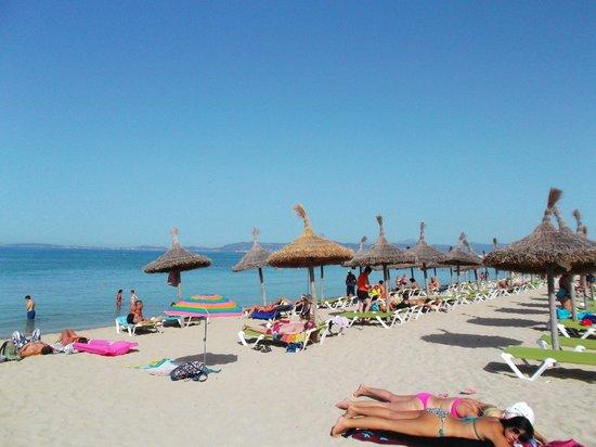 Pabisa Bali: plage