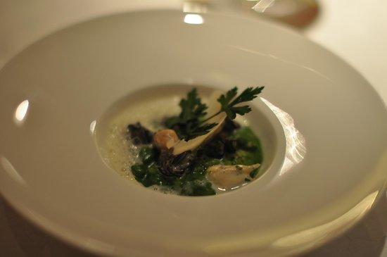 Relais & Chateaux - Hostellerie de Levernois : menu surprise