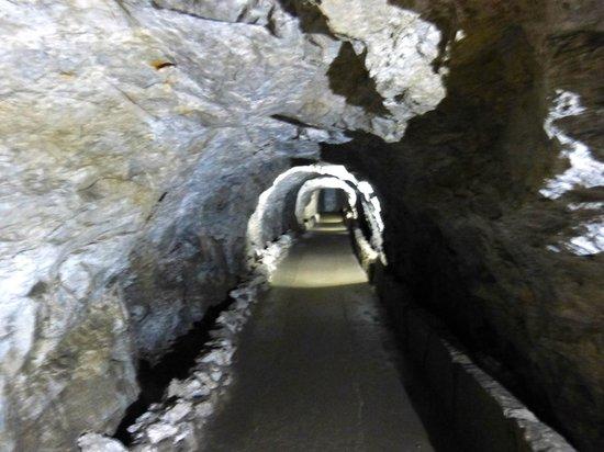 Kungurskaya Cave