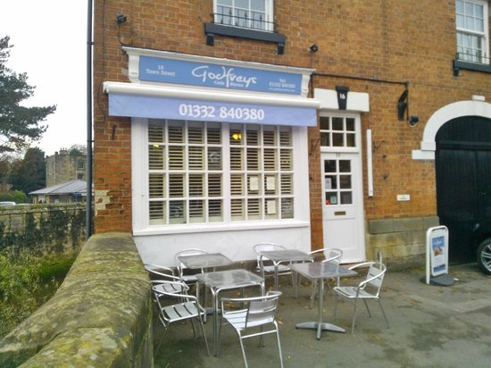 Godfrey's Cafe Bistro in Duffield: Godfrey's at Duffield