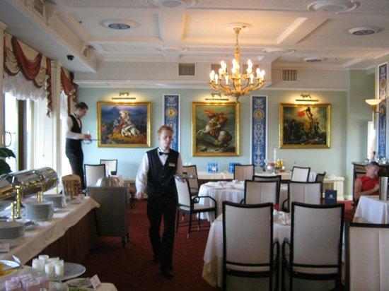 Taleon Imperial Hotel: Ресторан