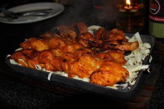 BBQ Nights: Grilled SeaFood