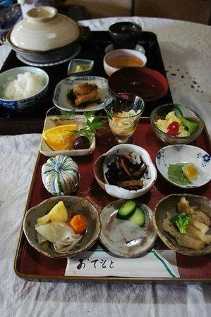 Chaya Sho : お膳は2つ!!