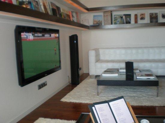 Finca Prats Hotel Golf & Spa: biblioteca