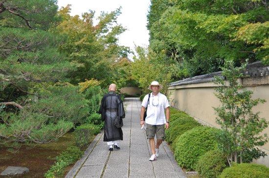 Daitoku-ji Temple: templos y jardines