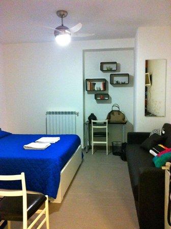 Bed and Breakfast La Palanzana: Camera da letto