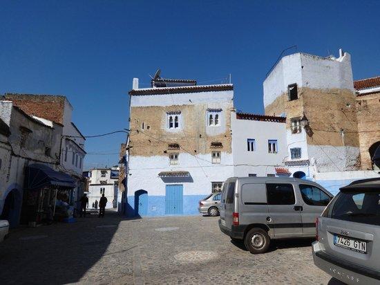 Dar Dalia: Hotel area