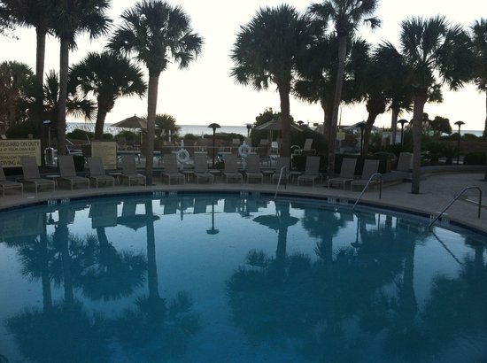 Marriott's Monarch at Sea Pines : Relaxing and beautiful scenery