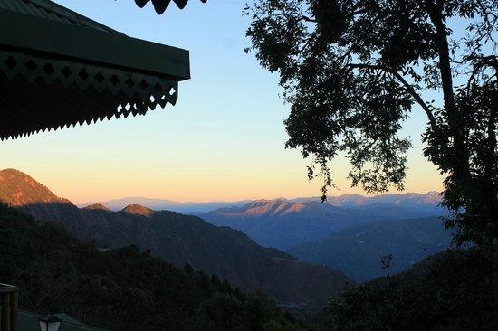 The Amber - Vermont Estate : Sunrise Snap