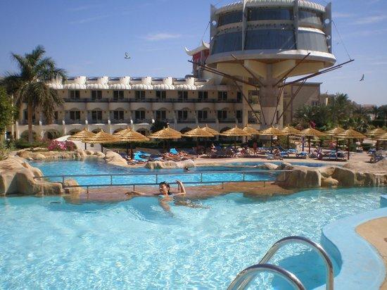 مارينا, مصر: бассейн