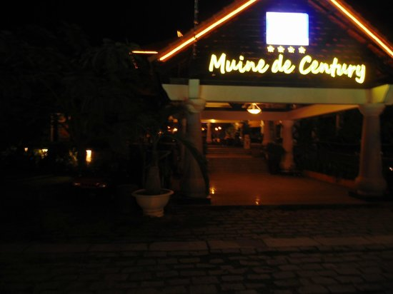 Muine De Century Beach Resort & Spa: ресепшн