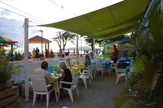 Amapola Inn: Restaurant