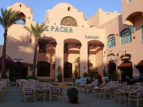 Le Pacha Resort : Poolbereich