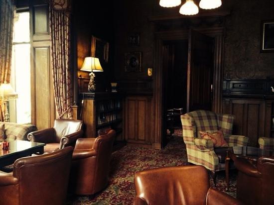 Macdonald Hotels: Library