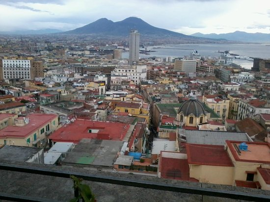 Hotel San Francesco al Monte: Vue depuis la chambre 65
