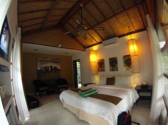 Bali Santi-Bungalows By The Beach: La chambre