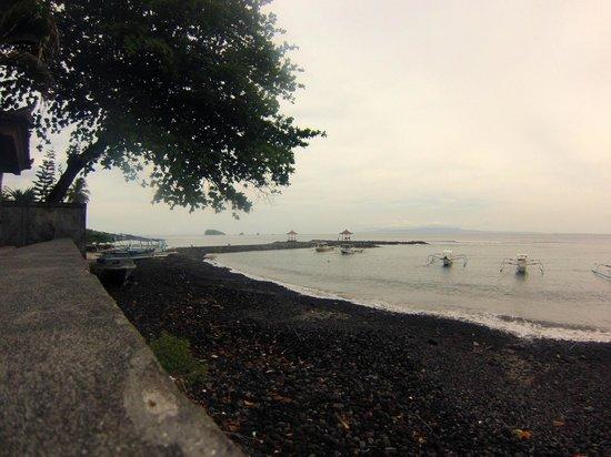 Bali Santi-Bungalows By The Beach : La piscine