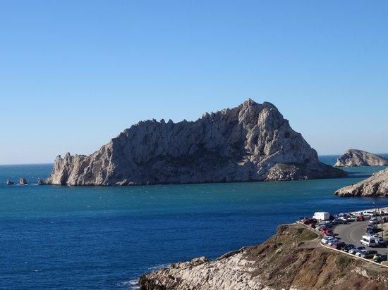 La Grotte : îlots