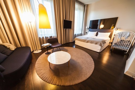 Nobis Hotel: Deluxe room