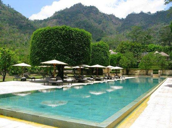 Amanjiwo Resorts : Pool