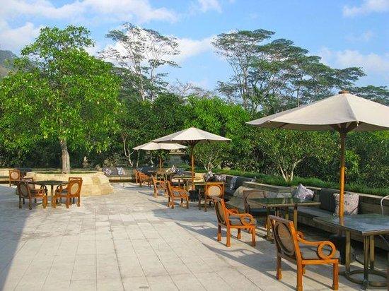 Amanjiwo Resorts : Restaurant