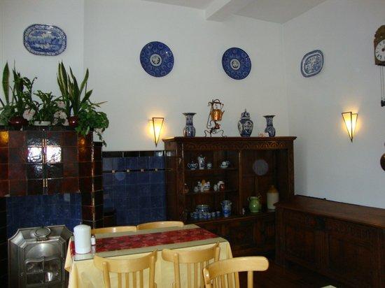 Amsterdam Wiechmann Hotel : Sala delle colazioni