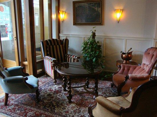 Amsterdam Wiechmann Hotel : La hall