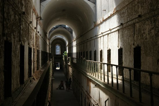 Eastern State Penitentiary: Les cellules