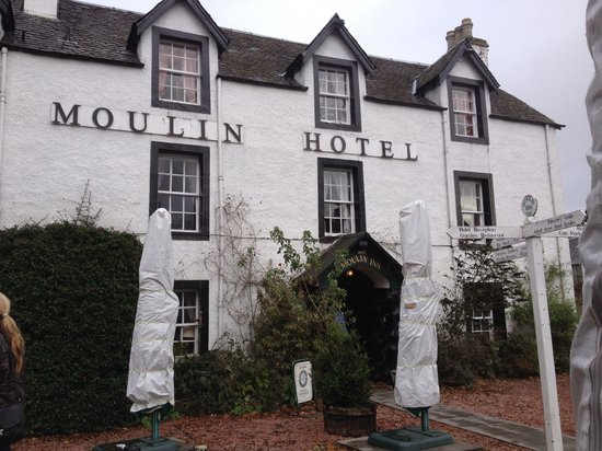 Moulin Hotel: Amazing, authentic Scottish Inn