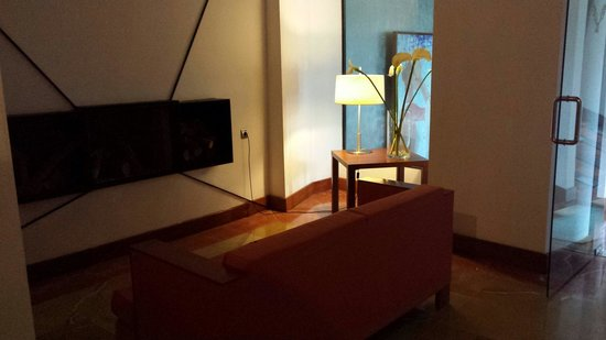 Hotel Acinipo : Vestíbulo