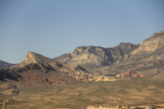 Red Rock Casino Resort & Spa : Canyon view from my room