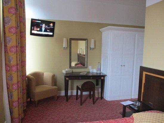 Club Med Vittel le Parc : Our room at Les Courtilles