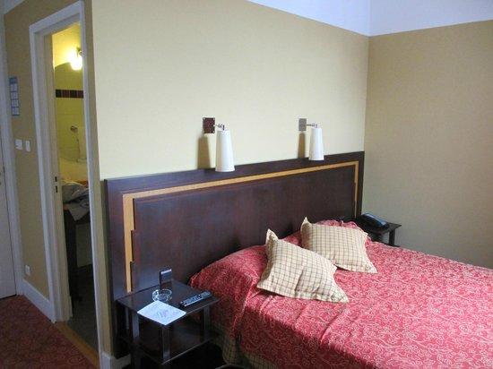 Club Med Vittel le Parc: Bedroom at Les Courtilles
