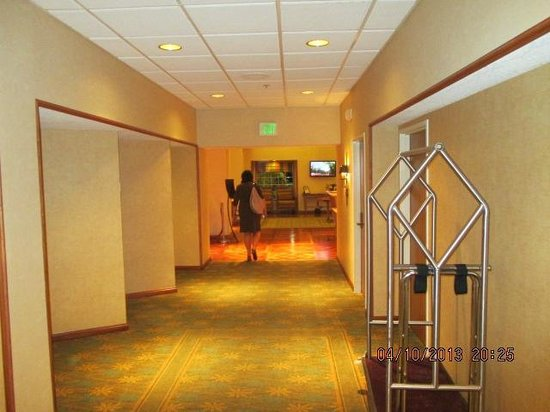 Hilton Sonoma Wine Country : Hotel en terrein