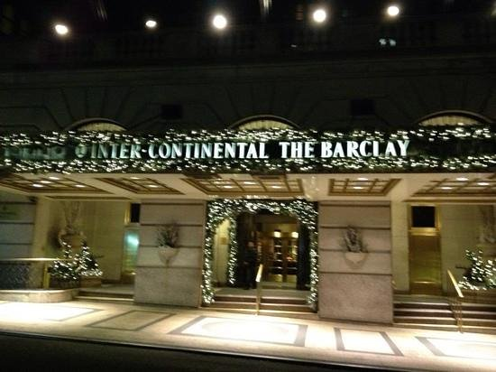 InterContinental New York Barclay: The Barclay