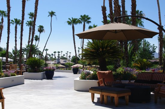 Omni Rancho Las Palmas Resort & Spa: grounds