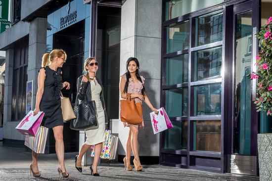 Forster Court Hotel: Shopping Breaks
