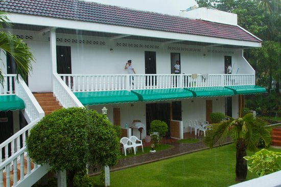Kata Villa: Отель