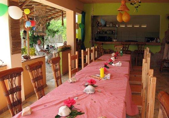 Corales Punta Rusia: The nice familiar restaurant
