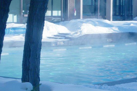 Hotel Bonaventure Montreal: best swim ever