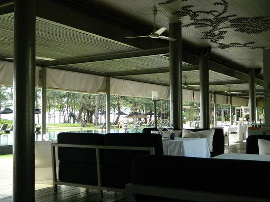 SALA Phuket Resort & Spa: restaurant