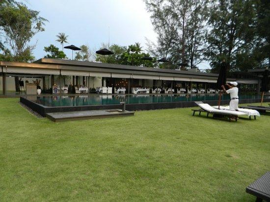SALA Phuket Resort & Spa: ...one of the pools