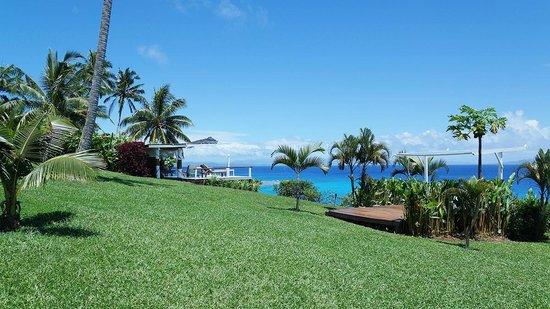 Makaira Resort: sundeck