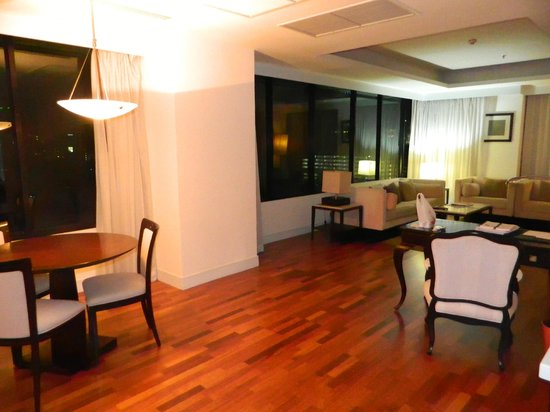 The Duchess Hotel and Residences: living