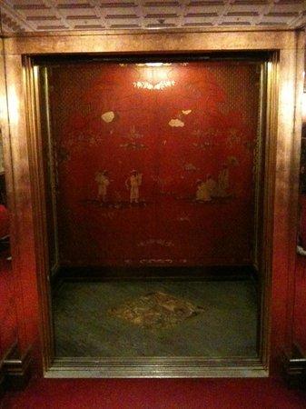 Bauer Palazzo: Elevator